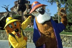 disneyland characters | Vote Now to Decide Which Long-Lost Disney Friends Visit the Disneyland ...