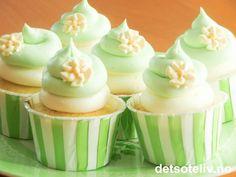Lemon-Lime Cupcakes | Det søte liv