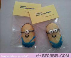 Valentine Minions- You're one in a minion!