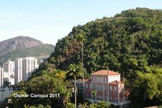 Botafogo, Rio de Janeiro - Colonial Mansion