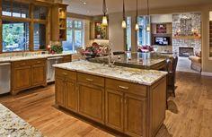 Contemporary Country Home In Bellevue | iDesignArch | Interior Design, Architecture & Interior Decorating
