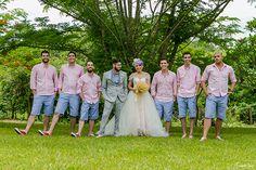 Casamento geek | Juliana + Rafael