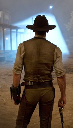 Okay....So I like mens backsides!!! Very nice, but I am sure it's the chaps!!!
