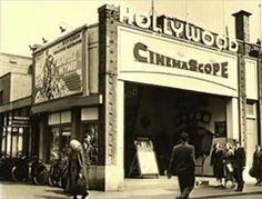 Boekhorststraat , Hollywood.