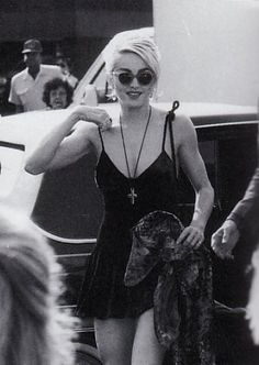 "bf51c66e83 "" Madonna at the Dick Tracy premiere """