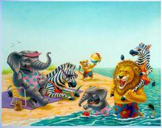 Mary Jane Begin, a Canadian children's illustrator