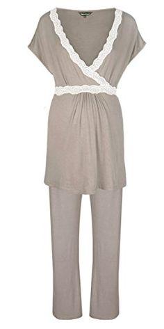 Radiance Short Sleeve Pyjamas (Maternity
