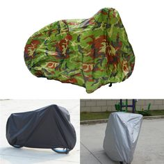 """BIKIGHTUniversalImpermeable26""""BicycleCover Scooter Ciclismo Protector de polvo de lluvia"""
