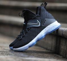 99f9e59ecd1 http   SneakersCartel.com The Nike LeBron 14 Black Ice Drops Next Weekend