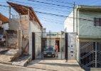 De grife: casa na periferia não tem tinta nas paredes, mas destoa do entorno - UOL Estilo de vida