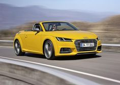 Der Audi TTS Roadster hat 310 PS.