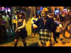 Moogfest 2012 Zombie Flashmob!