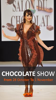 This Show is Made for YOU Chocolate Lovers ! Book your Ticket For the event NOW ‪ ‪ Food Tasting, Paris City, Chocolate Lovers, Amazing Destinations, City Lights, Ticket, Traveling, Book, Viajes