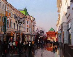 Алексей Чернигин (Нижний Новгород) - ПОСЛЕ ДОЖДЯ (Alexey Tchernigin - After the rain)