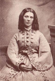 Sarah Ann Rand (1821-1866) Never married