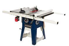Rikon 10 201 10 Diy Table Saw Portable Table Saw Table Saw Accessories