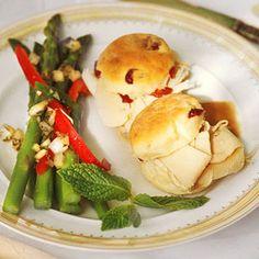 Bridal Luncheon Menu from MyRecipes.com
