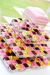french fancie wedding cake
