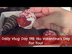 Daily Vlog Day 198: No Valentine's Day For You!