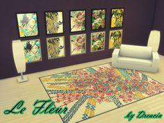 Le Fleur Paintigns v1