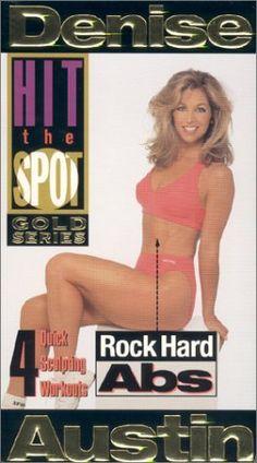 Denise Austin, Movie Tv, Bikinis, Swimwear, Abs, Rock, Fitness, Amazon, Bathing Suits