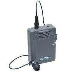 Reizen Loud Ear 120dB Gain Personal Amplifier