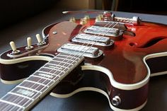 1968 Silvertone Guitar.