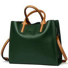 BVLRIGA Genuine Leather Shoulder Bag