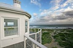From my ultimate dream beach house this is the view from the outside looking into the main bedroom. Do I hear a WOW! Dream Beach Houses, Beach Cafe, Beyond The Sea, Beach Shack, Coastal Homes, Scenery, House Design, Places, Outdoor