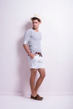 Mens summer fashion Ready for spring - Not so sure about the whole outfit, but that shirt is a definite yes!