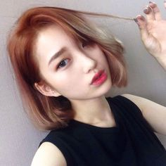 Super Short Haircuts For Women. A woman who decides to wear super short hair is a woman who sends out a really brave message. Bob Haircuts For Women, Korean Hairstyles Women, Cute Hairstyles For Short Hair, Girl Haircuts, Short Hair Cuts For Women, Medium Hair Cuts, Medium Hair Styles, Girl Hairstyles, Short Hair Styles