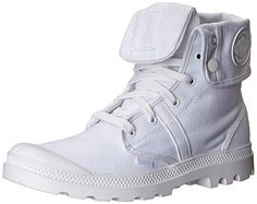 Palladium Pallabrouse Baggy, Damen Desert Boots, Weiß (White/White 154), 37.5 EU (4.5 Damen UK) - http://on-line-kaufen.de/palladium/37-5-eu-palladium-pallabrouse-baggy-damen-desert