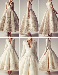 「 Stunning Dresses by Ashi Studio ⭐️ 」 Evening Dresses, Prom Dresses, Wedding Dresses, Couture Fashion, Runway Fashion, Ashi Studio, Hijab Dress Party, Look Formal, Engagement Dresses