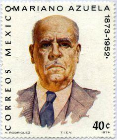 DR. MARIANO AZUELA, MÉXICO 1974
