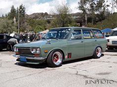 Datsun 510 Station Wagon - 1968 to 1973