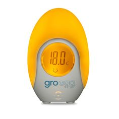 Gro-egg room thermometer | Baby egg thermometer | Groegg | The Gro Company