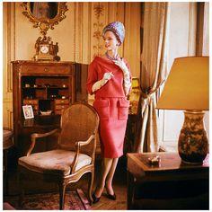 Dior, Paris, 1960
