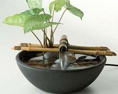 Fonte de água para varanda como fazer