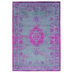 alfombra Reloaded Chenille rosa