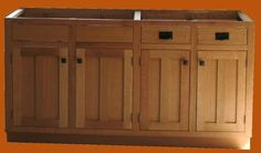 Mission Style Cabinet Doors | Custom Mission Doors | Keystone Wood ...