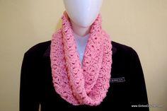 Free crochet pattern: Elizabeth Crochet Scarf