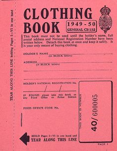 image regarding Ration Book Ww2 Printable named Planet war 2 food items discount codes / Main sequence coupon code 2018