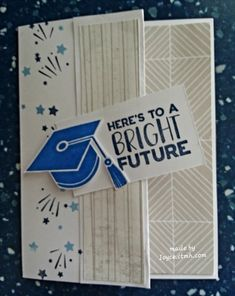 Graduation Cards, Graduation Ideas, Bright Future
