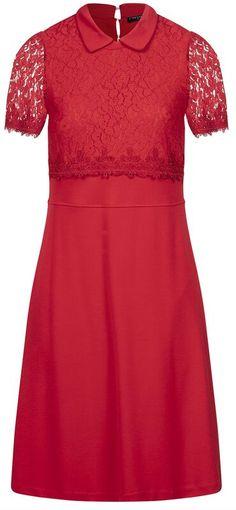 Red Day Dress   Vive Maria Medium-length dress   EMP Rockabilly, Ruby Wedding Rings, Day Dresses, Formal Dresses, Red Day, Red Makeup, Ruby Earrings, Buy Dress, Backstage