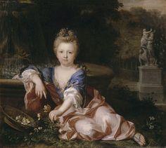 La Infanta María Ana Victoria de España
