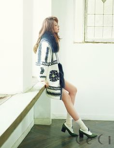 Choi Sooyoung - Ceci Magazine November Issue '14