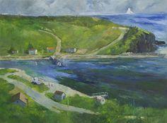 Gerald Squires - The Emma Butler Art Gallery Newfoundland And Labrador, Prince Edward Island, New Brunswick, The Province, Nova Scotia, East Coast, Butler, Art Gallery, Artists