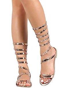 ac389915a502 Bamboo Womens Strappy Gladiator Sandals.     You can get more details by  clicking on the image. (This is an affiliate link)  Flats