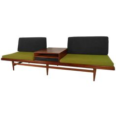 Arne Vodder Attributed Sofa | From a unique collection of antique and modern sofas at http://www.1stdibs.com/furniture/seating/sofas/