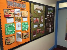 Stone Age, Bronze Age and Iron Age (celts) display through the ages. Class Displays, School Displays, Classroom Displays, Classroom Themes, History Classroom, Teaching History, Teaching Art, Stone Age Ks2, Ks2 Display